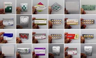 ED治療薬12種類