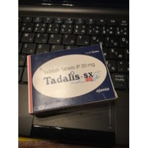 5位:タダリスSX20mg
