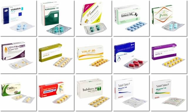 ED治療薬のネット通販ランキング|大手通販会社の価格比較